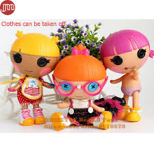 lalaloopsy cake topper ohmetoy lalaloopsy toys with button eye clothes shoes movable
