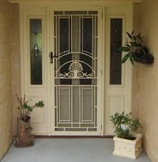 Front Door Security Gate by Security Doors