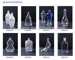 unique shaped wine bottles unique shaped high heeled shoe shaped glass bottle 170ml factory