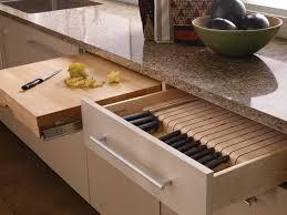 kitchen cutting knives cutting board knife block