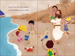 jesus loves the little children i can read song series janee
