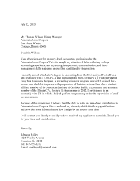Carpenter Cover Letter Examples by Cover Letter Cpa Cover Letter Accounting Manager Letter Accountant