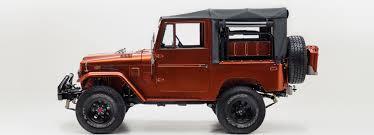 toyota company land cruiser fj49 tonka truck custom 4x4 by fj company
