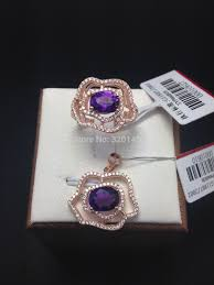 compare prices on amethyst engagement compare prices on set amethyst engagement ring online shopping