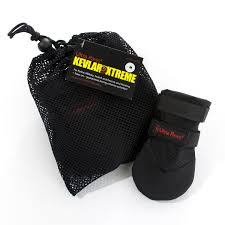 ultra paws kevlar xtreme dog boots black with same day shipping