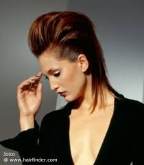 how to get a lifted crown hairdo hair with the crown lifted and tight styling along the sides and back