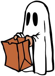 halloween svg free kawaii cute ghost for halloween icons set stock illustration