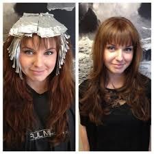hair color and foil placement techniques tigi boutique salon washington dc hair coloring book online
