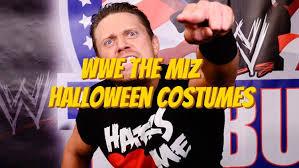 Wwe Costumes Halloween Wwe Miz Halloween Costumes Costumes Halloween