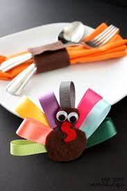 turkey napkin ring turkey napkin rings and turkey hair tutorial gun ramblings