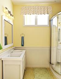 Yellow And Grey Bathroom Decorating Ideas Yellow Bathroom Decor Ating And Grey Bath Gray Wall Tile