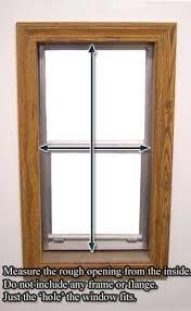 30 Exterior Door With Window Phillips Aluminum Exterior 30 W X 53 H Mobile Home Window