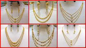light chain necklace images Latest step chain designs in gold light weight gold step chains jpg