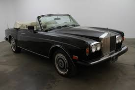 roll royce burgundy 1986 rolls royce corniche ii beverly hills car club