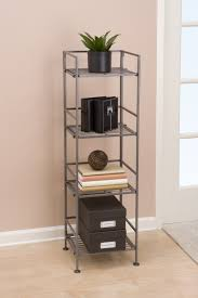 Big Tower Tiny Square by Amazon Com Seville Classics 4 Tier Iron Square Tower Shelving