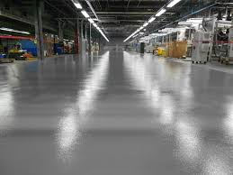 Concrete Floor Coatings Selecting The Right Industrial Concrete Coating For Your Facility