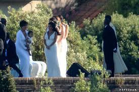 wedding dress kanye and kanye wedding pictures 2014 popsugar