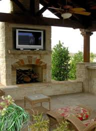 Outdoor Patio Fireplaces Dallas Landscape Design Architects Outdoor Living Structures