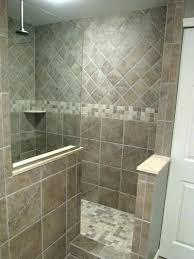 small bathroom walk in shower designs doorless shower in small bathroom wysiwyghome com