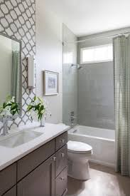 guest bathroom ideas pictures this small guest bathroom packs in a lot of style with a fully