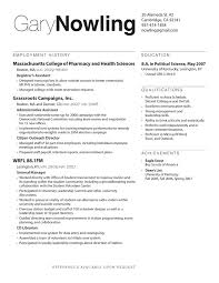 Personal Branding Resume