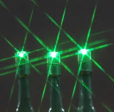 solar christmas lights green solar christmas lights with 50 bulbs novelty lights inc