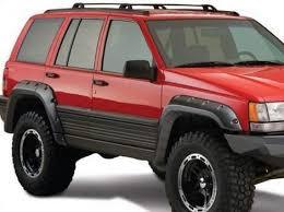 jeep grand cherokee fender flares 1993 2017 partcatalog com