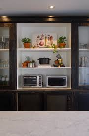 Greenery Above Kitchen Cabinets Best Amateur Kitchen Rustic And Refined In Toronto By Zachary