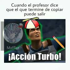 Turbo Meme - acci祿n turbo v meme by mxffler memedroid