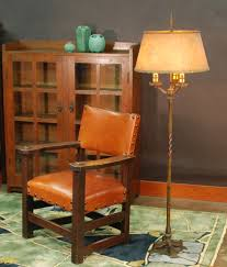 Floor Hand by Voorhees Craftsman Mission Oak Furniture Arts U0026 Crafts Spanish
