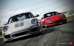 Porsche Boxster 911 - porsche comes to forza motorsport 4 with 30 car downloadable expansion