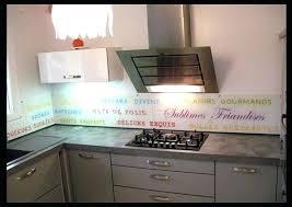 credence cuisine plexiglas credence de cuisine originale credence de cuisine cracdence