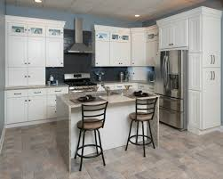 kitchen rta iceberg white shaker cabinets kitchen white shaker