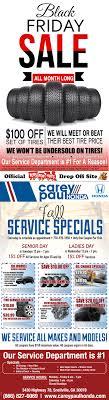 carey paul honda used cars honda auto service specials discounts savings on car repair