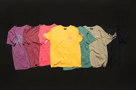 Comfort Colors Brick Cool Calm Collected The Hundreds Vintage Colored T Shirts Are