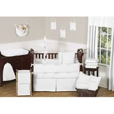 Plain Crib Bedding Solid Color Crib Bedding Sets You Ll Wayfair