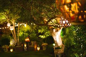 outdoor tree lights for summer outdoor lights that delight how to brighten up summer get togethers