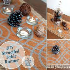 how to make burlap table runners for round tables diy burlap table runner bazaraurorita com