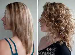 Same Haircut Straight And Curly | tips for a great curly haircut hair romance