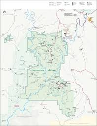 Map Of National Parks In Utah by Map Of Canyonlands National Park U2022 Mapsof Net
