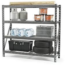 Heavy Duty Garage Shelving by Gladiator Gars774xeg 77