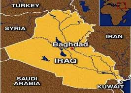 baghdad on a map bomber attacks baghdad pakistan today