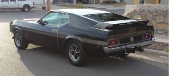 ford mustang mach 2 for sale 1972 ford mustang mach 1 h code fastback v8 2 valve 351