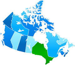 map of canada by province funding by province council of ontario universities