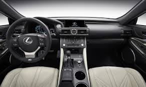 lexus lfa steering wheel lexus rc f performance coupe distills lfa for mainstream slashgear