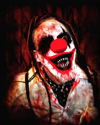 halloween horror nights jack the clown scary killer clowns killer clown where nightmares come from