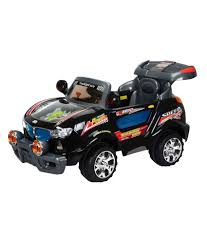jeep toy toyhouse thunder jeep 6v rechargeable battery operated ride on suv