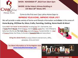 Home Expo Design Center In Miami Casa Latina Home Expo Free Event In New York For Families