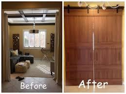 Barn Door Room Divider by 24 Best Sliding Doors Images On Pinterest California Closets