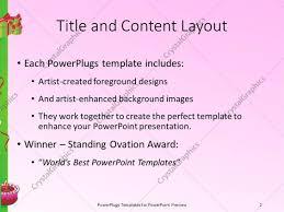 100 powerpoint template birthday powerpoint template kids